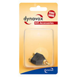 Audio Dynavox Cinchadapter