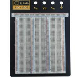 Breadboard 2390 ronde gaten - transparant