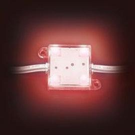 4x Power LED rood
