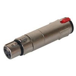 XLR (F) - 6.3mm jack