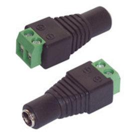Sintron Connect DC stekker-set 5.5x2.1mm (F)