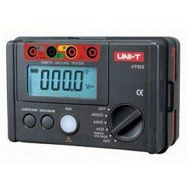 UNI-T Digitale aardingsmeter