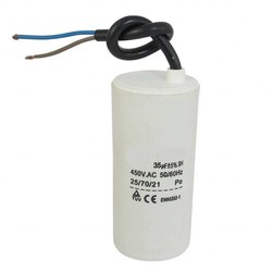Ohmeron Aanloop condensator 2,5 µF 450Vac