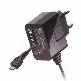 Ohmeron USB voeding 5V - 1A met mini USB kabel