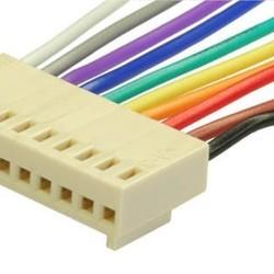 6-polige draadconnector - Vrouwelijk