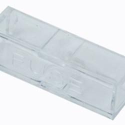 Ohmeron Kapje voor zekeringhouder voor printmontage 6,3 x 32mm