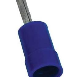 Ohmeron Draadeinde 1,9mm Blauw - 100 stuks