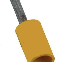 Ohmeron Draadeinde 1,9mm Geel - 100 stuks