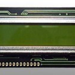 LCD 2x16 characters led backli alfanumerische module