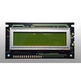 Adafruit LCD 2x40 character led backli alfanumerische module