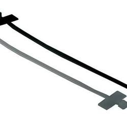 Nylon kabelbinders  2,5X100 Zwart
