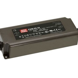 Meanwell IP67 90W 24V 3.75A met Dimfunctie