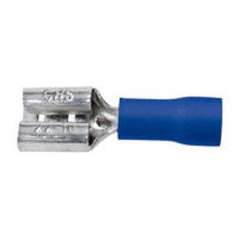 Sintron Connect Blauw 0.8x6.35mm 50 stuks