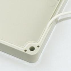 Blanko Behuizing ABS 83x81x56mm IP65