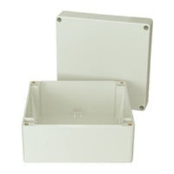 Blanko Behuizing ABS 160x160x90mm IP65