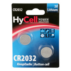 HyCell HyCell Lithium / CR2032, 2-delig