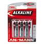 Ansmann Alkaline / Mignon AA 4-delig