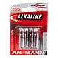 Ansmann Alkaline / Mignon AAA 4-delig