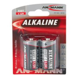 Ansmann Alkaline / Baby C  2-delig