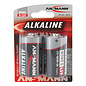 Ansmann Alkaline / Mono D, 2-delig