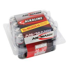 Alkaline / Mignon AA  20 delig
