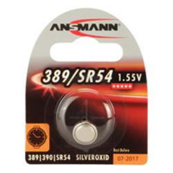 Ansmann horlogebatterij SR41-1.55Volt