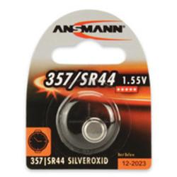 Ansmann horlogebatterij SR44-1.55Volt