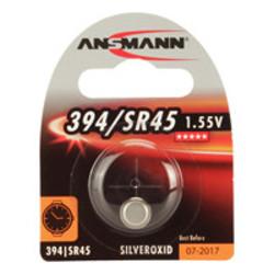 Ansmann horlogebatterij SR45-1.55Volt