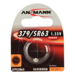 Ansmann horlogebatterij SR63-1.55Volt