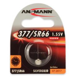 Ansmann horlogebatterij SR66-1.55Volt