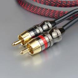 Audio Dynavox Dynavox Perfect Sound Stereo-Cinchkabel  1m