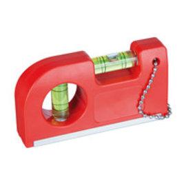 Sintron Magnetics 2 delige waterpassen met magneet en clip