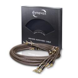 Audio Dynavox Dynavox Black Line LS-Kabel 2 x 2 m