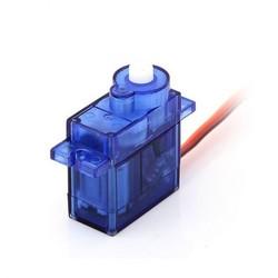 Analoge micro servo 1.3kg/cm 120° rotation