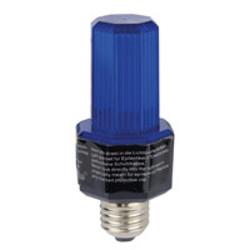 EUROLITE LED Strobe E-27 blau