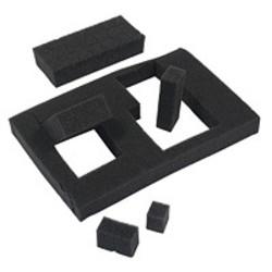 Sintron Box koffer -stof/waterdicht en schokbestendig 210x167x90mm