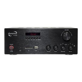 Audio Dynavox Stereo versterker VT80BT