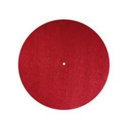 Audio Dynavox Dynavox PM2 antistatische viltmat rood