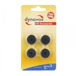 Audio Dynavox Dynavox aluminium voet en 4 delig zwart