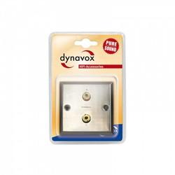 Audio Dynavox LS wandplaat