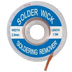 Sintron Connect Desoldeer litze 2.5mm