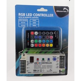 Ohmeron RGB-controller met afstandsbediening