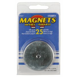 Sintron Magnetics Magneet  rond 51x6.5mm