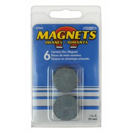 Sintron Magnetics Magneetset rond 25x4mm