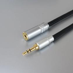 Audio Dynavox 3,5 mm jack-verlengkabel 3 m stereo