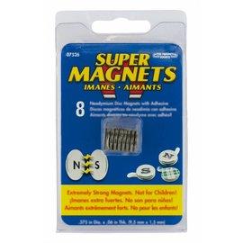 Sintron Magnetics Magneten 12x1.5mm