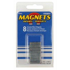 Sintron Magnetics Magneten 22x5x5.5mm