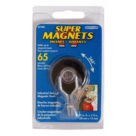 Sintron Magnetics Magneet met haak - 30kg