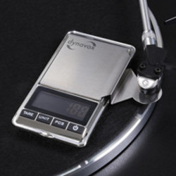 Audio Dynavox Elektronische mini weegschaal van Dynavox