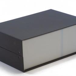 Alu Behuizing - 188 x130 x 70mm